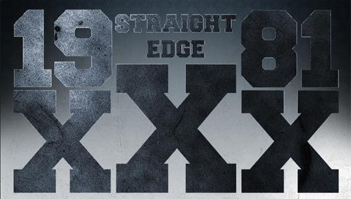 1981 Straight Edge Clothing