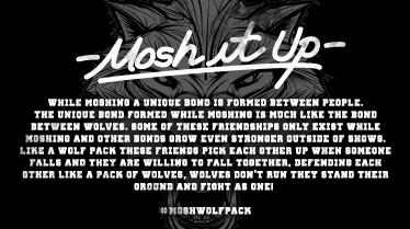 Mosh It Up Clothing