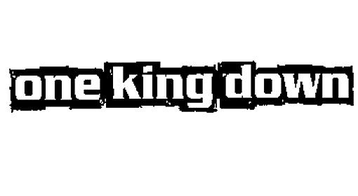 One King Down