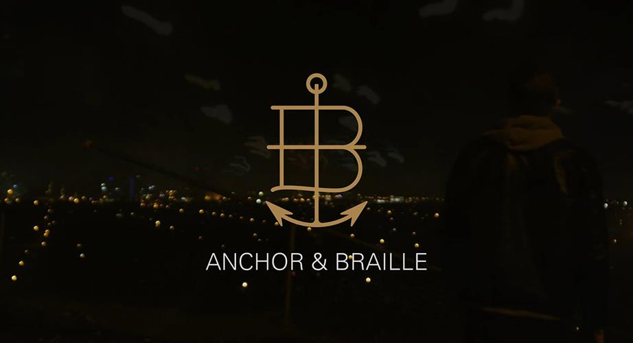 Anchor & Braille
