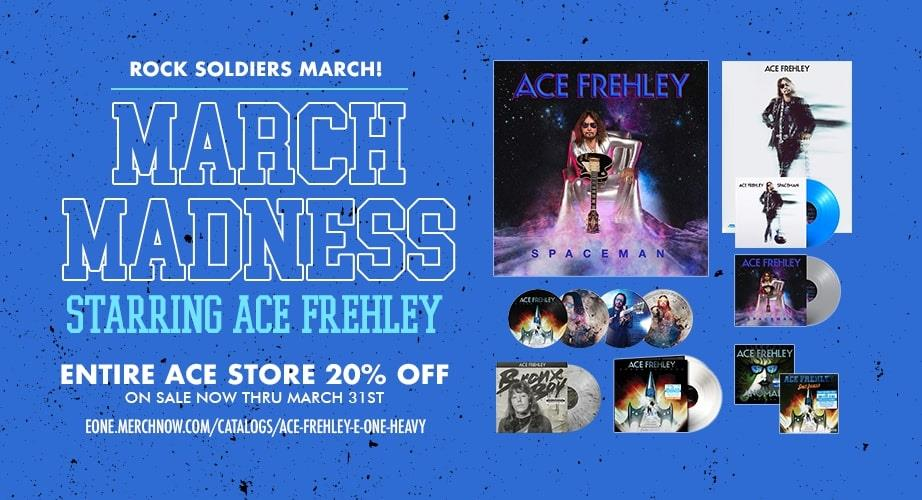 Ace Frehley - E-One Heavy